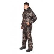 Костюм зимний мужской (куртка+брюки) арт.Святослав